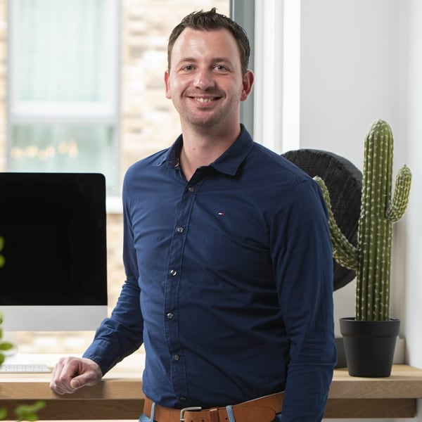 InventIT Patrick van Borssum Waalkes - Team InventIT