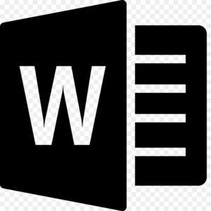 Word 300x300 - Werkomgeving